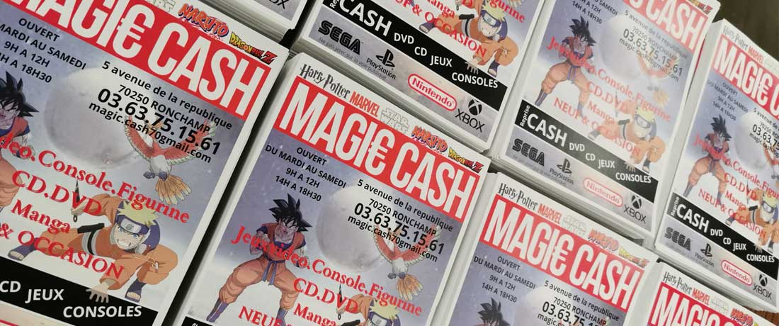Flyer - MAGIC CASH